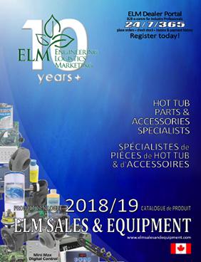 ELM Hot Tub Parts Catalogue