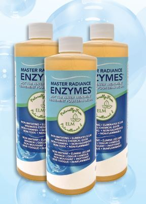 Master Radiance Pool and Spa Enzymes